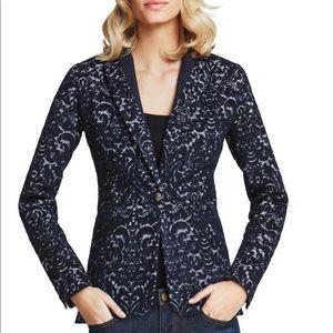 Cabi Jacquard Jacket Style # 109